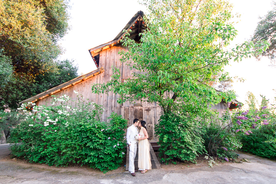 gorgeous chapel at Union Hill Inn - Sonora real wedding