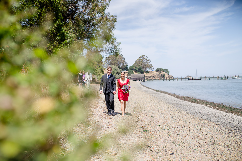 China Camp State Park wedding