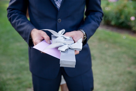 grooms gift for the bride