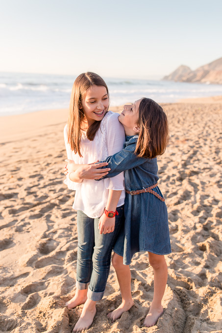 sister love - bay area family photographer