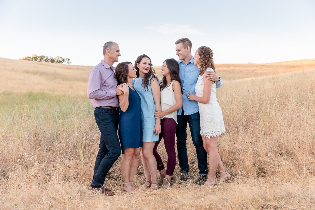 outdoor family photography in Palo Alto