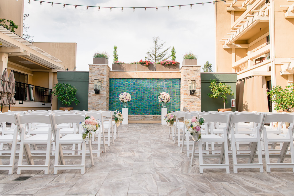 toll house hotel ceremony site