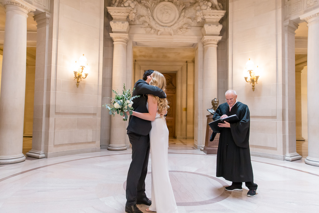 san francisco city hall private ceremony