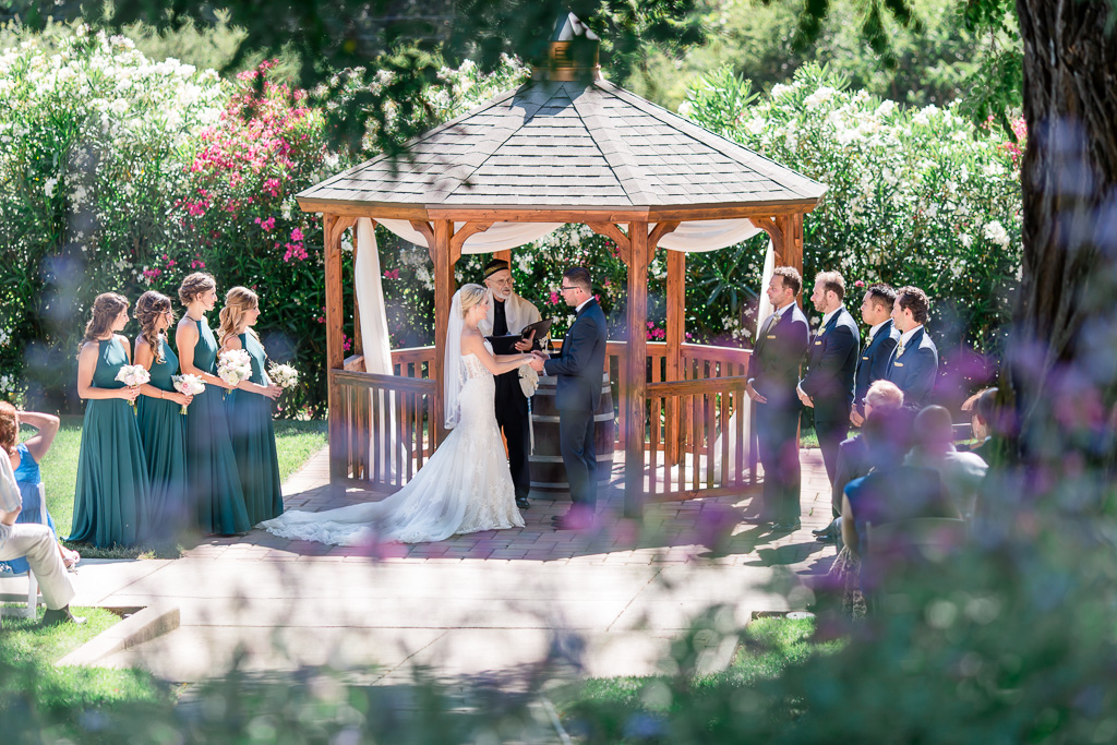 bay area winery wedding