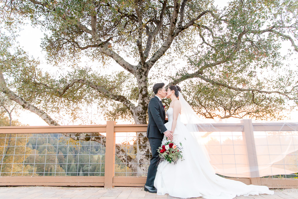 regale winery and vineyards wedding