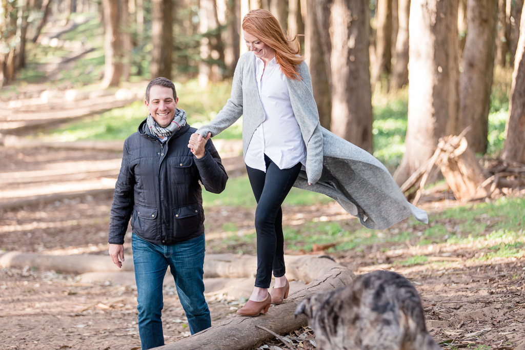 presidio lover's lane engagement