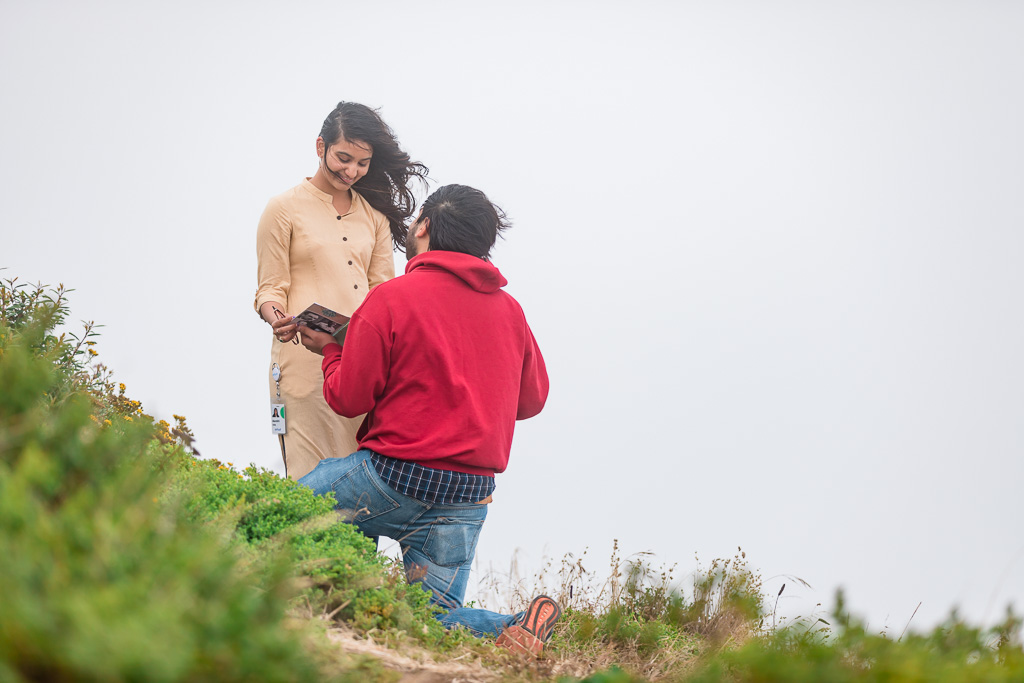 a foggy proposal