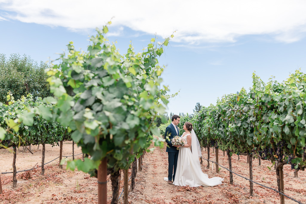 Vine Hill House wedding in Sonoma