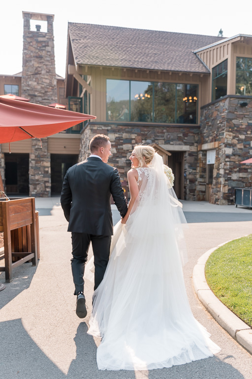 Lake Tahoe Incline Village wedding