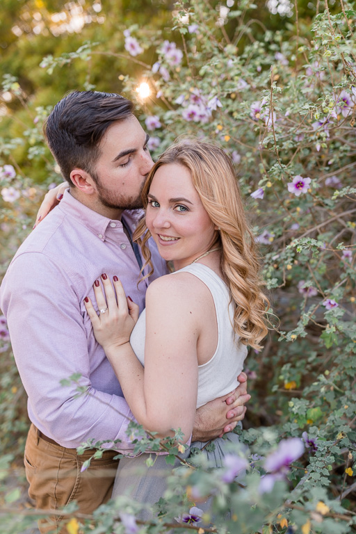 East Bay engagement portrait photographer