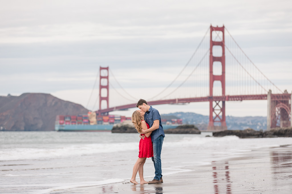 best San Francisco engagement photographer