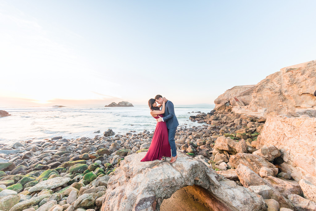 best San Francisco engagement photo locations