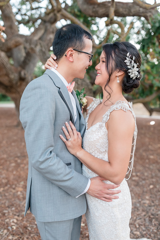Pleasanton outdoor wedding