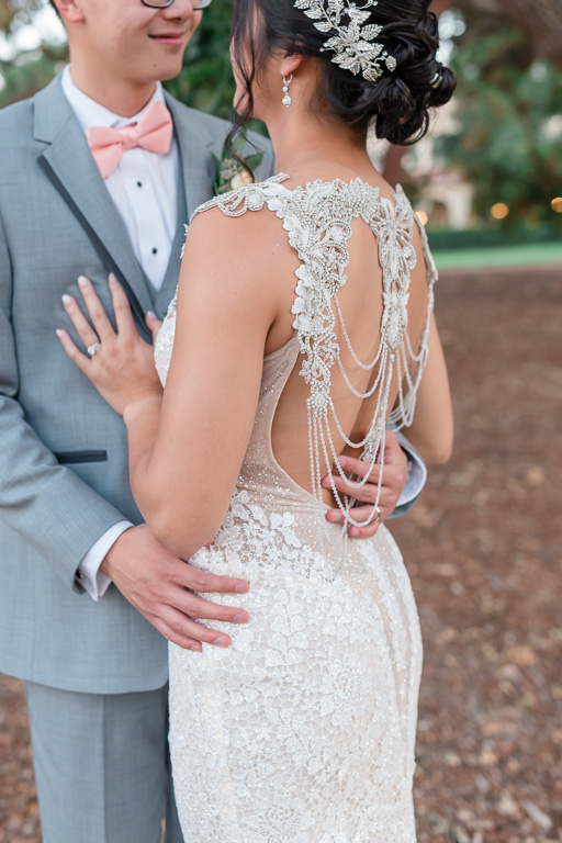 stunning San Francisco bride in her Galia Lahav wedding gown