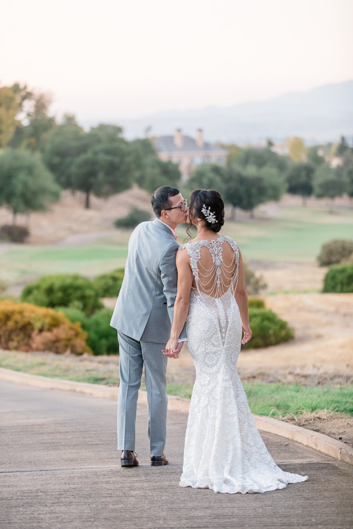 East Bay elegant golf course wedding