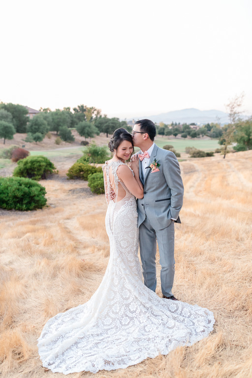 Pleasanton Ruby Hill wedding
