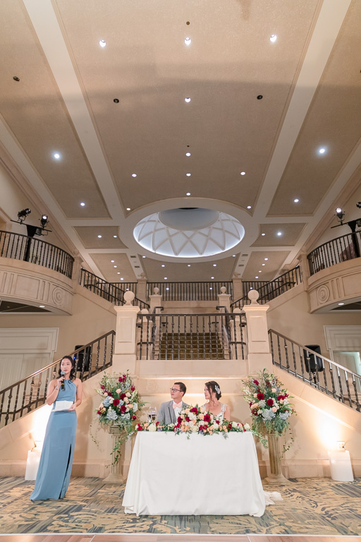 Ruby Hill Golf Club wedding reception hall
