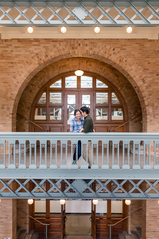 UC Berkeley engagement session