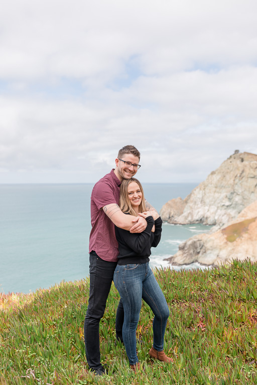 stunning coastal bluffs along hwy 1