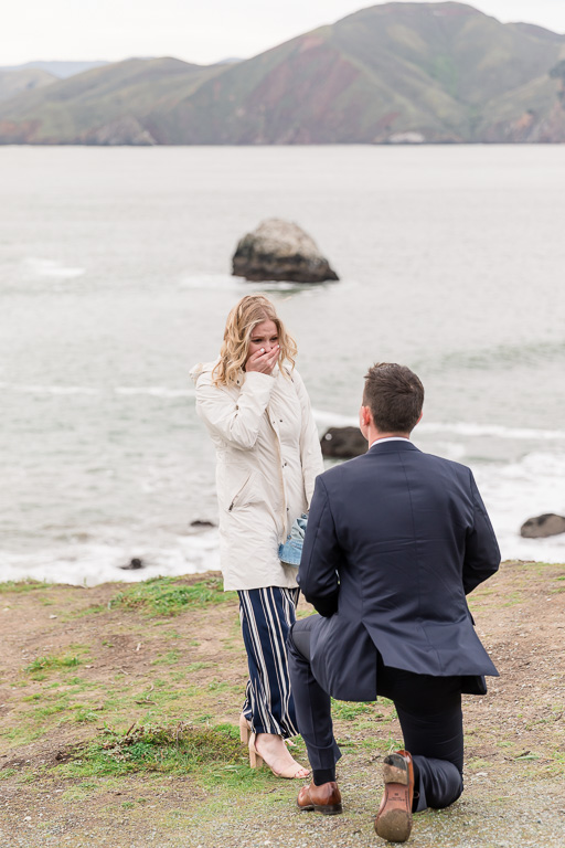 Marshall beach proposal