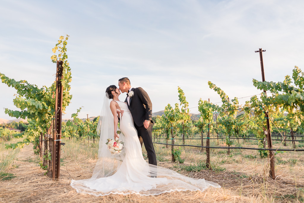 Casa Real at Ruby Hill Winery outdoor wedding