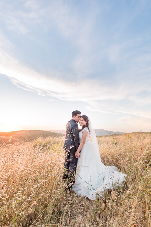Nella Terra Cellars in Sunol provides the most beautiful backdrop for weddings