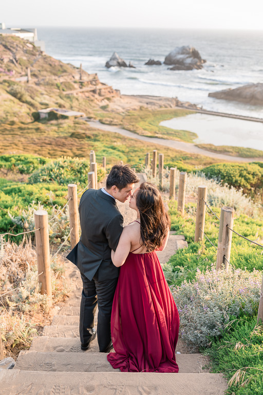 Bay Area engagement photo locations