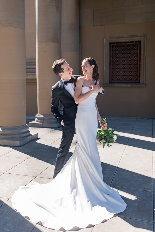 elegant San Francisco wedding