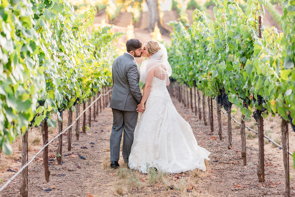 beautiful winery wedding venue in Sonoma County