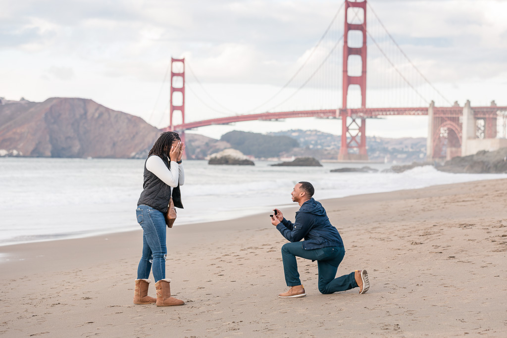 popular spot to pop the question in the Bay Area