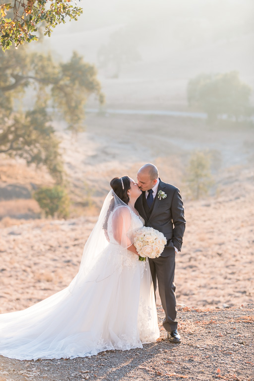 Willow Heights Mansion wedding photo in Morgan Hill