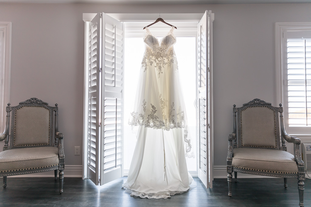 Willow Heights Mansion bridal suite