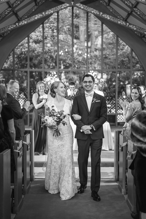 recessional as a married couple