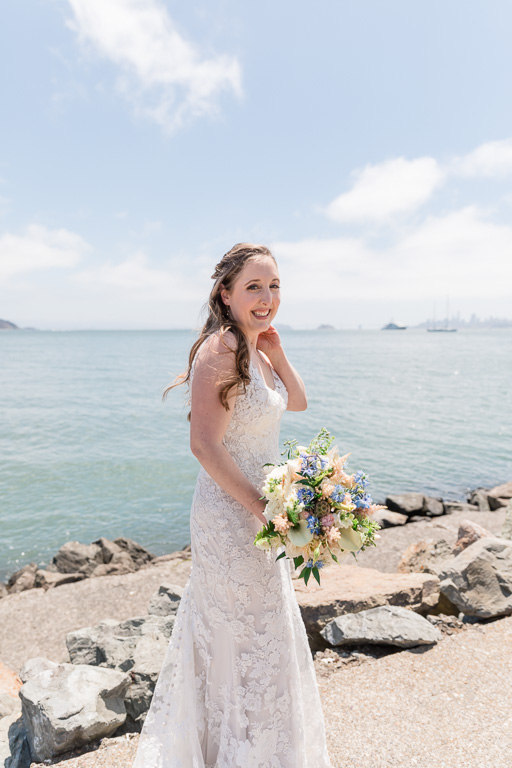 Marin wedding