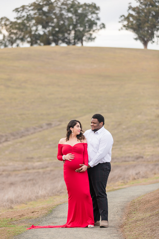 South Bay maternity photo session