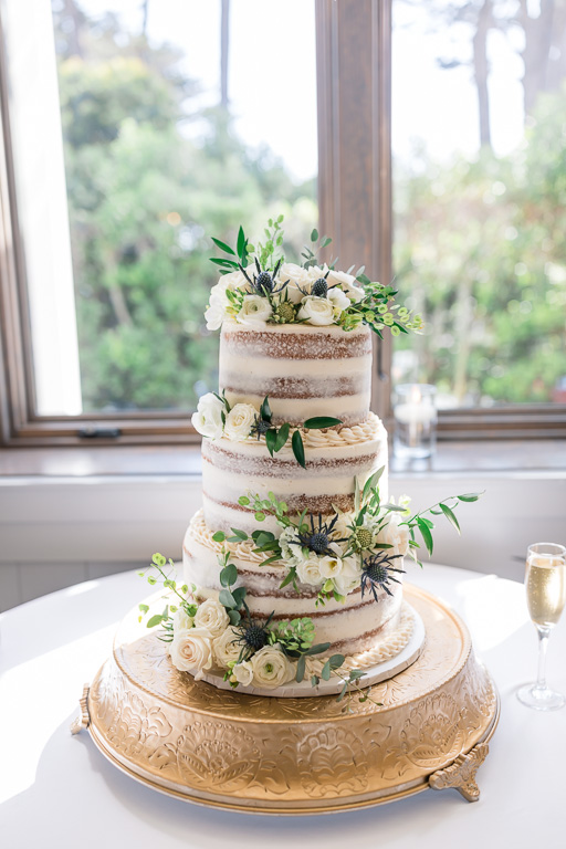 wedding cake by Fish Wife Sweets